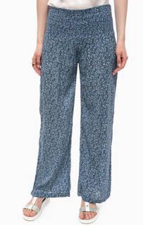 Широкие брюки с резинкой на талии D&S Ralph Lauren