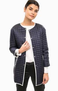 Легкая стеганая куртка на кнопках Marina Yachting