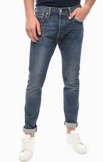 Синие джинсы скинни 501 Skinny Levis®