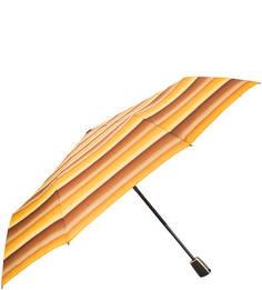 Складной зонт с куполом в полоску Doppler