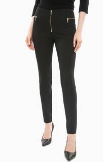 Черные брюки с декоративными молниями Marciano Guess