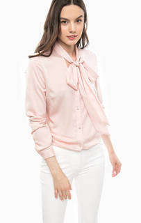 Розовая блуза свободного кроя Marciano Guess