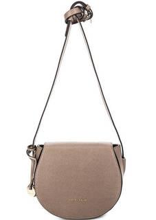 Маленькая сумка из сафьяновой кожи Coccinelle