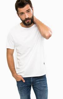 Базовая футболка с круглым вырезом Replay