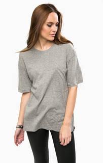 Хлопковая футболка с карманом Replay