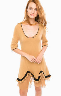 Платье в многослойном дизайне Twinset Simona Barbieri