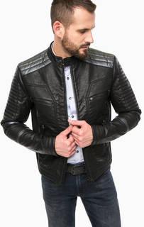 Демисезонная куртка с карманами Calvin Klein Jeans