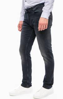 Синие джинсы с пятью карманами Calvin Klein Jeans