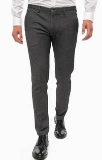 Зауженные брюки из хлопка Cinque