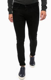Черные джинсы скинни Wrangler