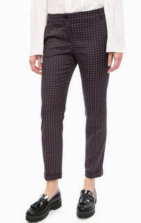 Зауженные брюки с отворотами Pennyblack