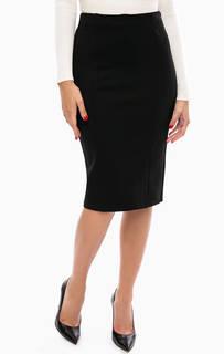 Базовая юбка-карандаш из вискозы Silvian Heach