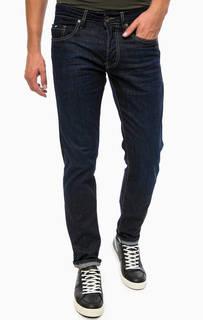 Зауженные джинсы на болтах Gas