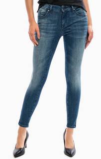 Укороченные джинсы скинни со стандартной посадкой Mavi