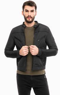 Легкая куртка на молнии с карманами Calvin Klein Jeans