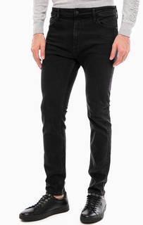 Черные джинсы скинни с пятью карманами Calvin Klein Jeans