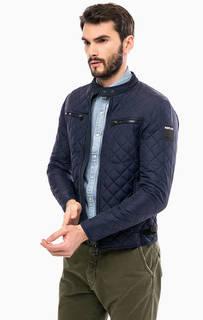 Куртка на молнии с карманами Replay