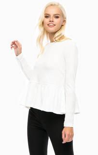 Белая блуза с длинными рукавами Mavi