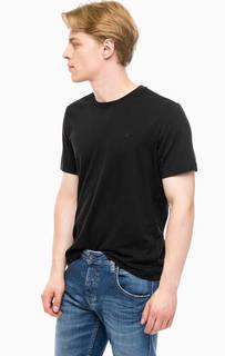 Комплект из двух черных футболок Mustang