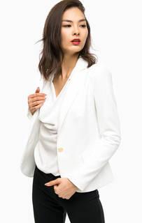 Белый пиджак с застежкой на пуговицу Marciano Guess
