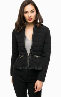 Демисезонная стеганая куртка на молнии Marciano Guess
