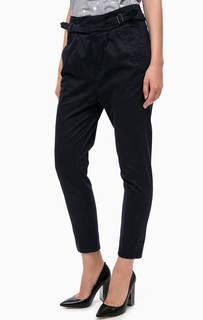 Хлопковые укороченные брюки G Star RAW