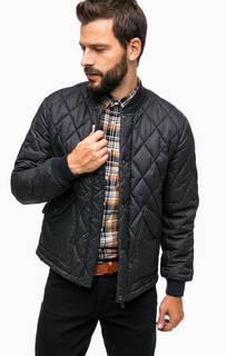 Серая куртка с карманами Lee