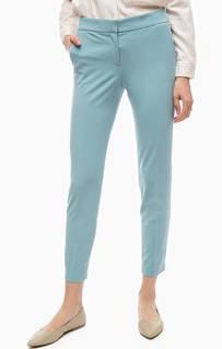 Укороченные классические брюки Stefanel
