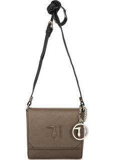 Маленькая сумка с откидным клапаном Trussardi Jeans