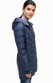 Удлиненная куртка с капюшоном Columbia