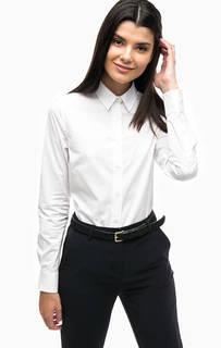 Классическая белая рубашка Gant