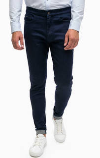 Зауженные брюки из денима Calvin Klein Jeans