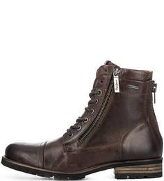 Ботинки с застежкой на молнию и шнуровкой Pepe Jeans