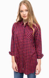 Туника-рубашка с нагрудным карманом Barbour