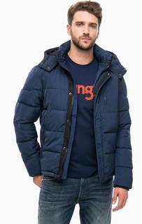 Демисезонная куртка с капюшоном Wrangler