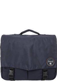 Текстильная сумка с откидным клапаном Napapijri