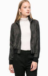 Легкая куртка бомбер в стиле милитари Drykorn