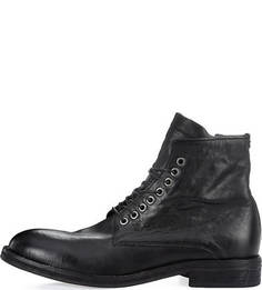 Демисезонные ботинки из натуральной кожи A.S.98