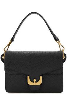 Кожаная сумка с двумя дополнительными плечевыми ремнями Coccinelle