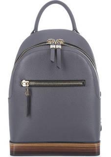 Вместительный кожаный рюкзак Gironacci