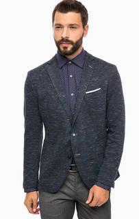 Трикотажный пиджак с карманами Cinque