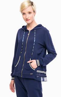 Толстовка с капюшоном и карманами Liu Jo Sport