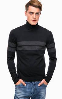Водолазка черного цвета Liu Jo Uomo