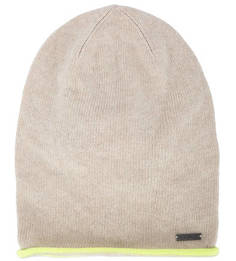 Вязаная шапка с содержанием шерсти и кашемира Passigatti