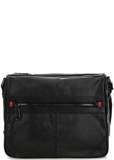 Сумка через плечо с отделением для ноутбука Trussardi Jeans