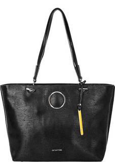 Вместительная сумка с длинными ручками Cromia