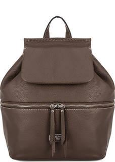 Кожаный рюкзак с карманами Picard