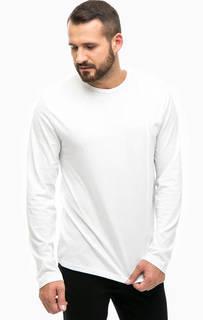 Белая футболка асимметричного кроя Cheap Monday