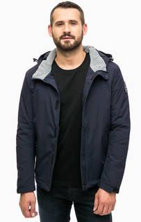 Синяя куртка с капюшоном Napapijri