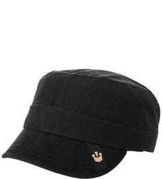 Черная кепка из хлопка Goorin Bros.